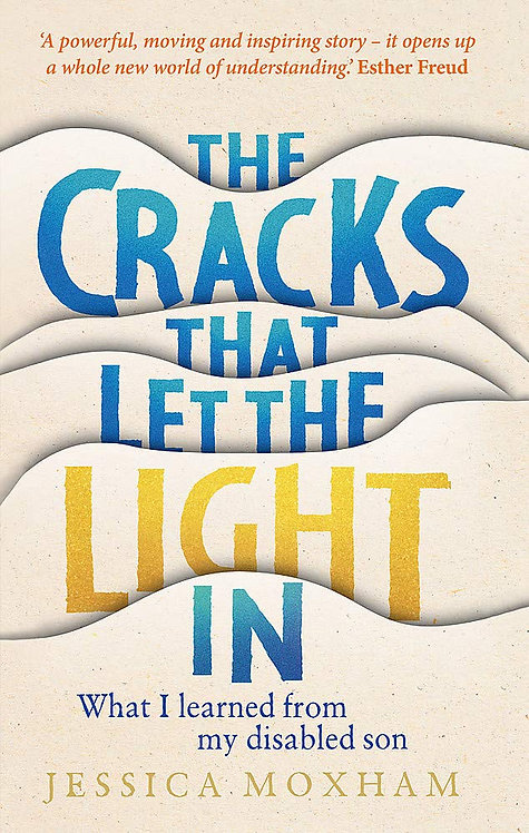 The Cracks that Let the Light In: What I learned from my disabled son (HB)