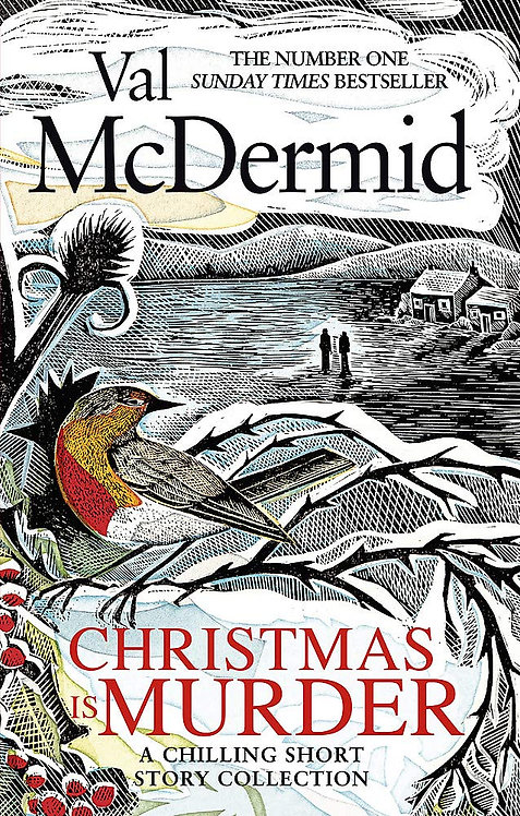 Christmas is Murder - with SIGNED bookplate!