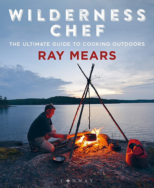 Wilderness Chef - SIGNED by Ray Mears
