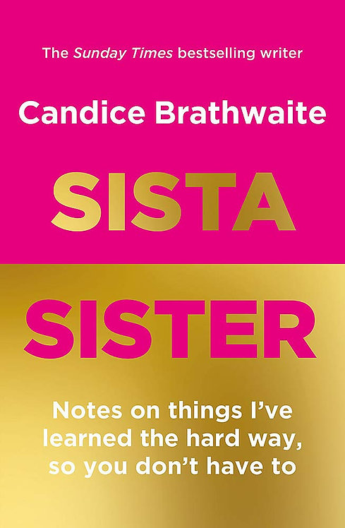 Sista Sister - SIGNED 1st editions