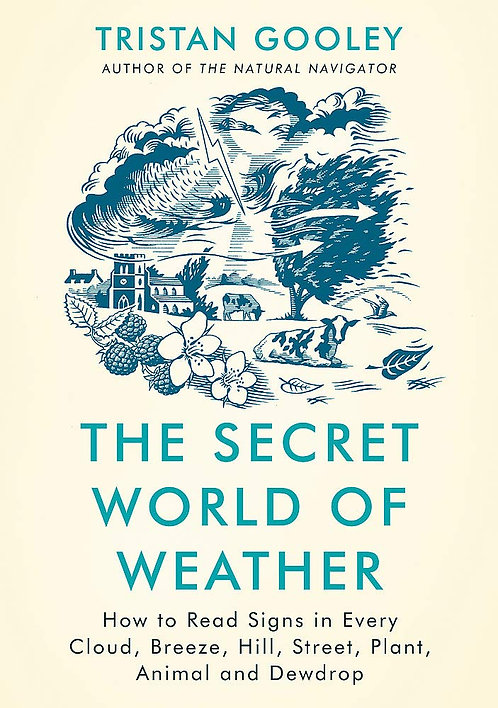 The Secret World of Weather - SIGNED bookplate 1st edition!