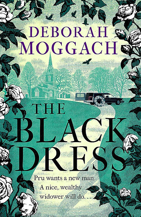 The Black Dress - SIGNED 1st Editions