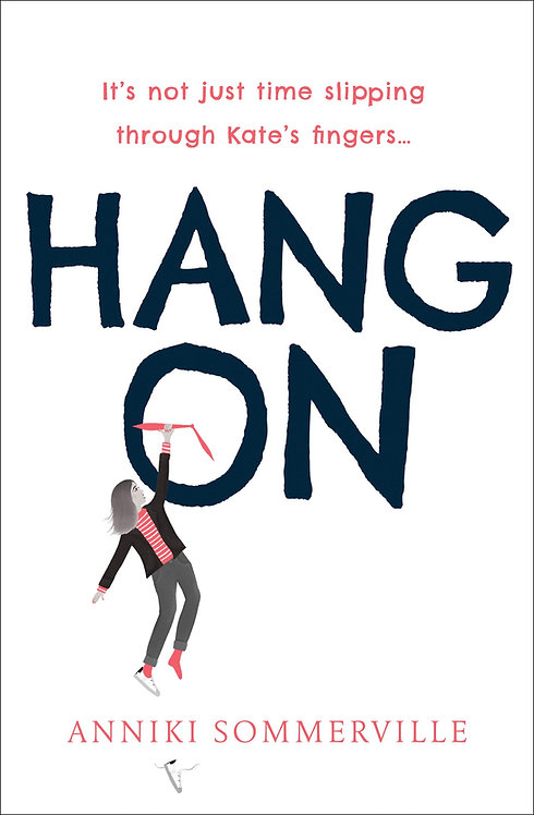 PRE-ORDER Hang On - with SIGNED bookplate