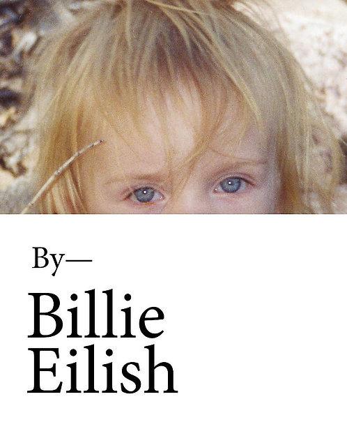 PRE-ORDER Billie Eilish - out 11/5