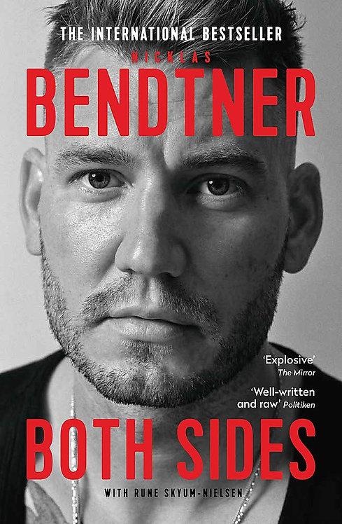 Nicklas Bendtner: Both Sides - signed bookplate edition