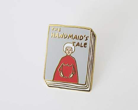 Book Pin: The Handmaid's Tale