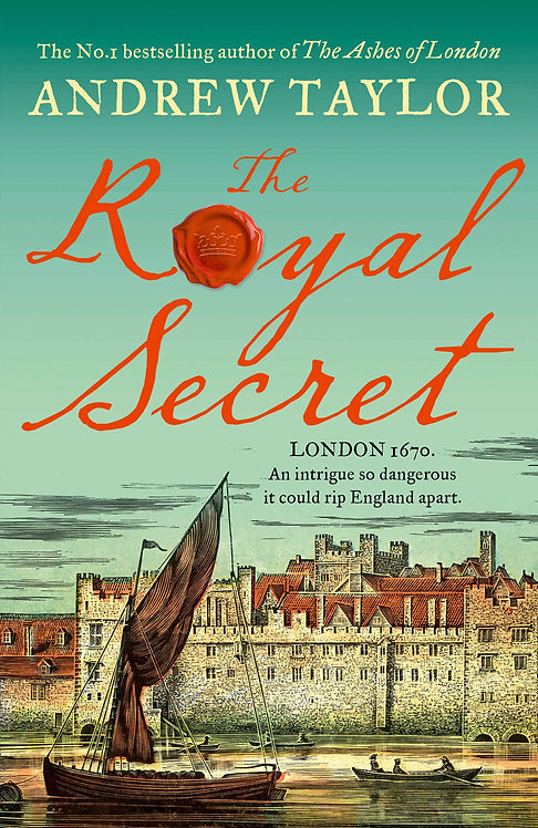 The Royal Secret - with SIGNED bookplate!