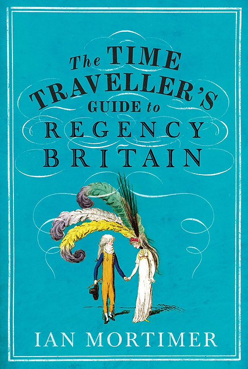 The Time Traveller's Guide to Regency Britain SIGNED BOOKPLATE!