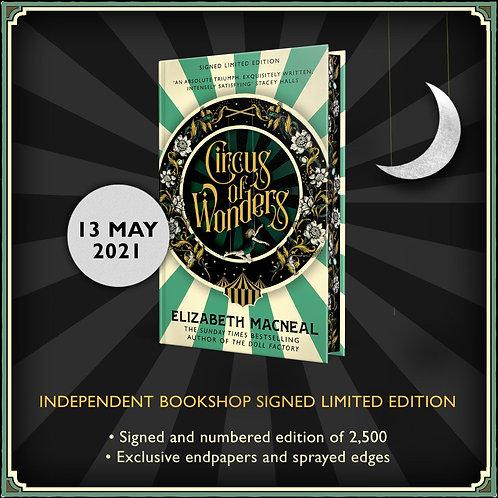 PRE-ORDER Circus of Wonders  - indie exclusive edition!*
