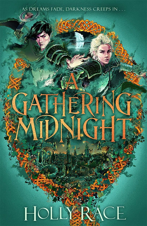 PRE-ORDER A Gathering Midnight - 10/6