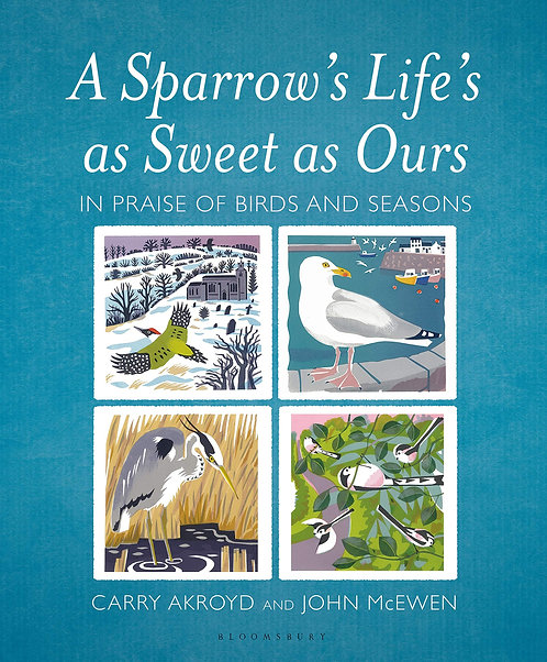 DAMAGED - A Sparrow's Life's as Sweet as Ours: In Praise of Birds and Seasons