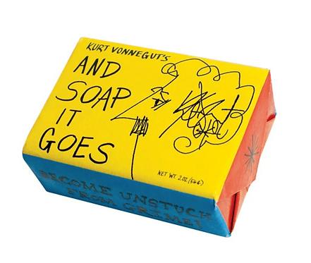 Kurt Vonnegut's 'and Soap it Goes'
