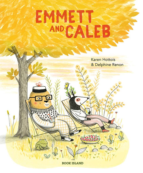 Emmett and Caleb