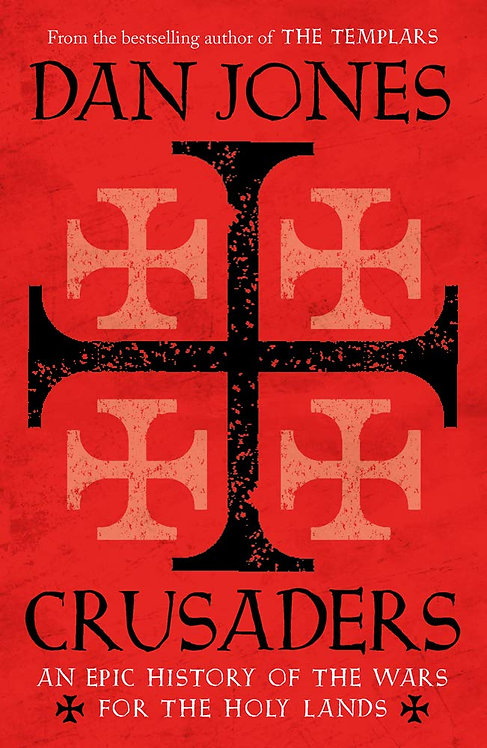 Crusaders - SIGNED bookplate edition