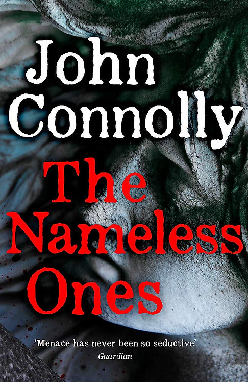 The Nameless Ones - SIGNED 1ST editions