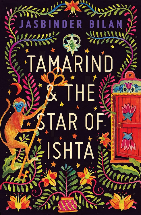 Tamarind & the Star of Ishta - with SIGNED bookplate!