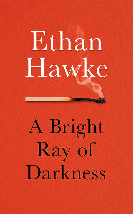 A Bright Ray of Darkness - SIGNED 1st Editions