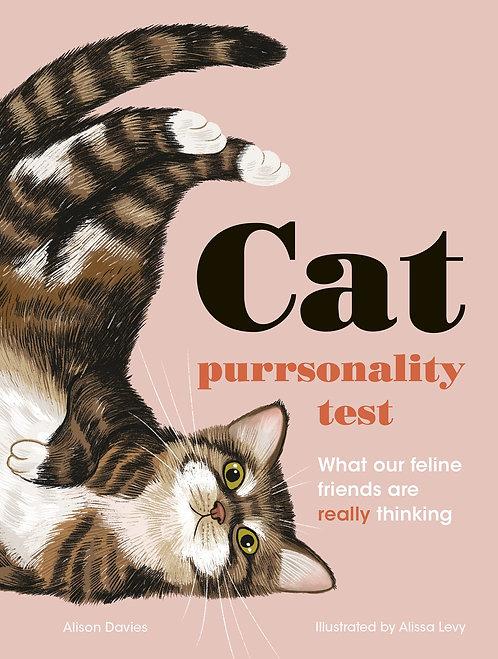 Cat Purrsonality Test