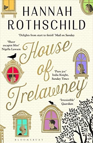 House of Trelawney - with SIGNED bookplate!