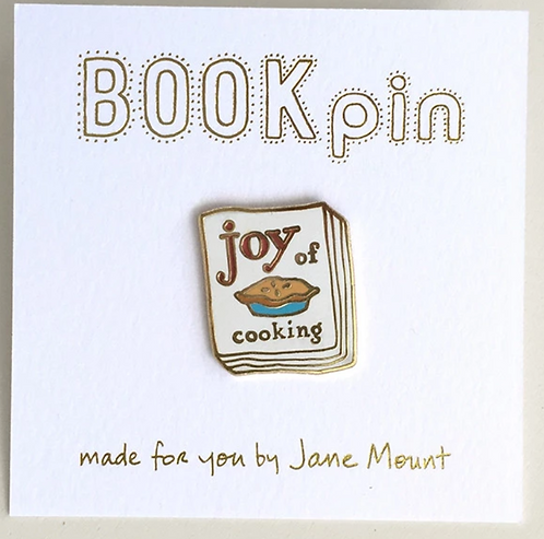 Book Pin: Joy of Cooking