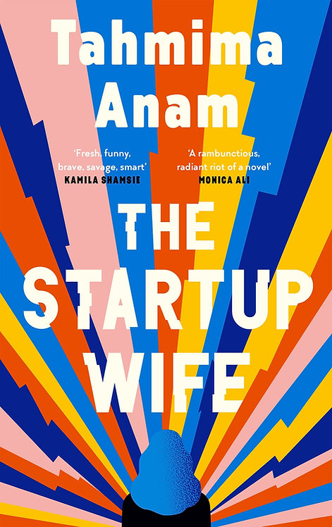 The Start-Up Wife - with SIGNED bookplate!