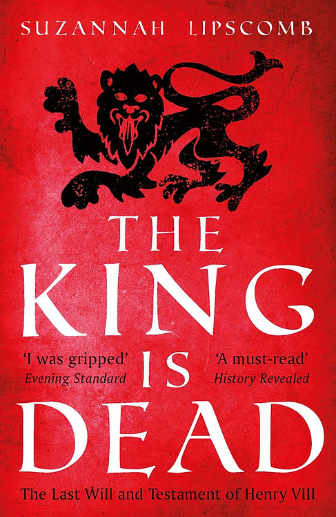 The King is Dead - with signed & dedicated bookplate*