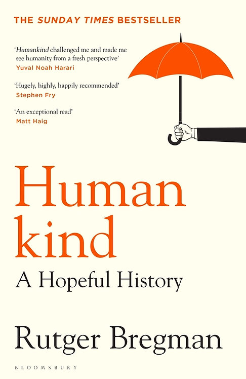 PRE-ORDER Humankind (PB) - with SIGNED bookplate! Out 13/5