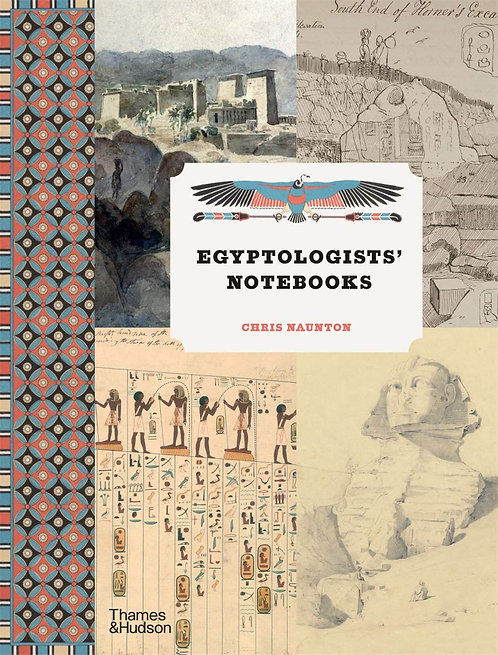 Egyptologists' Notebooks - with SIGNED bookplate!