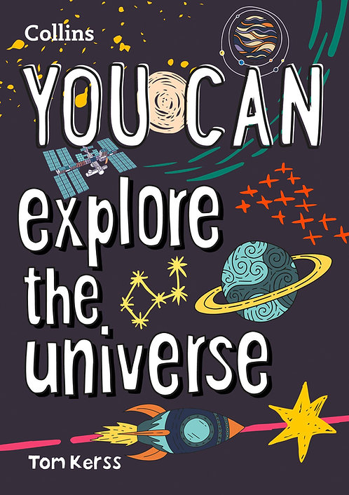 PRE-ORDER You Can Explore the Universe - 13/5/21