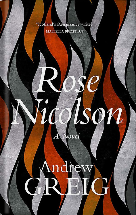 Rose Nicholson - SIGNED 1st edition