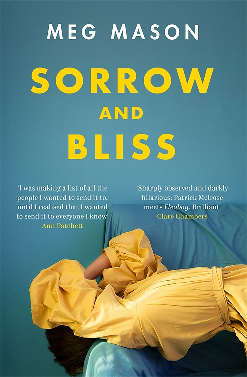 Sorrow and Bliss - SIGNED 1st edition