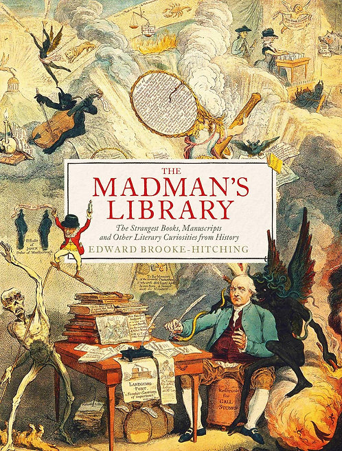 The Madman's Library -With SIGNED Bookplates