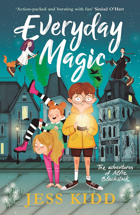 Everyday Magic - with SIGNED bookplate!