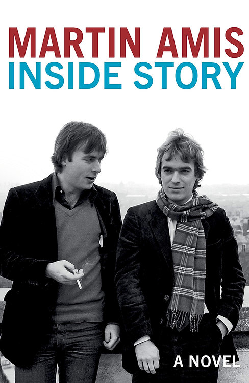 DAMAGED Inside Story - SIGNED