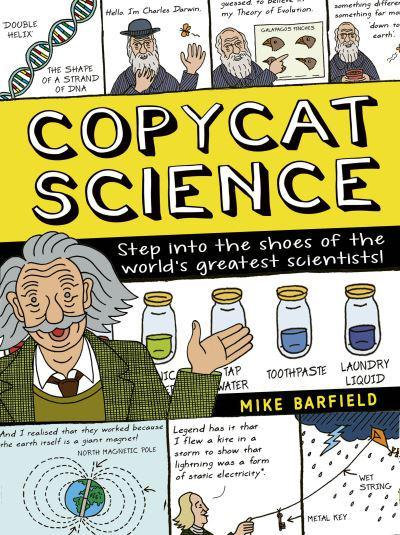 Copycat Science - with SIGNED bookplates!