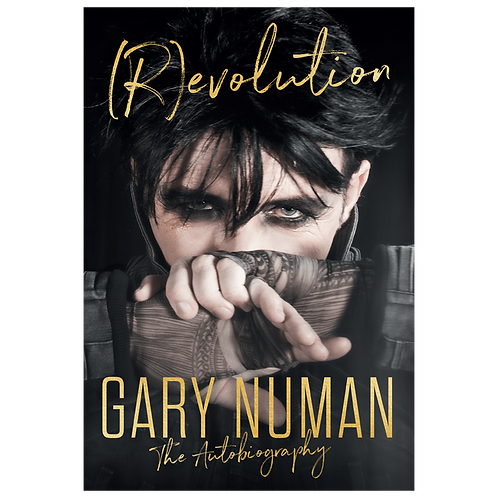 DAMAGED Gary Numan: (R)evolution