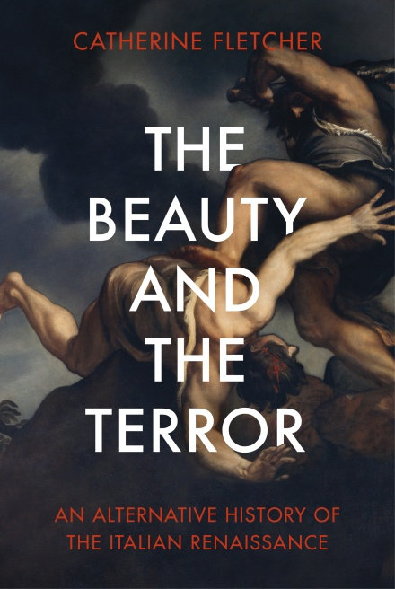 The Beauty and the Terror - with signed bookplate