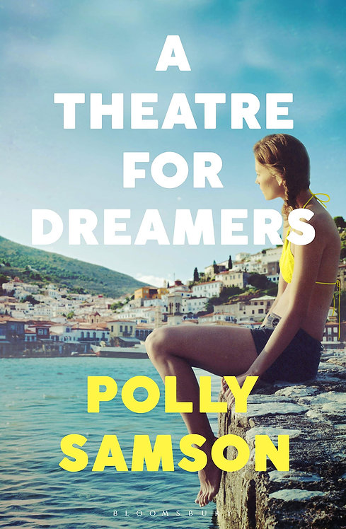 Theatre for Dreamers - with SIGNED bookplate!