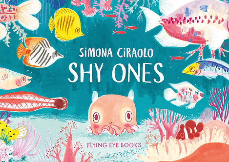 Shy Ones - SIGNED!