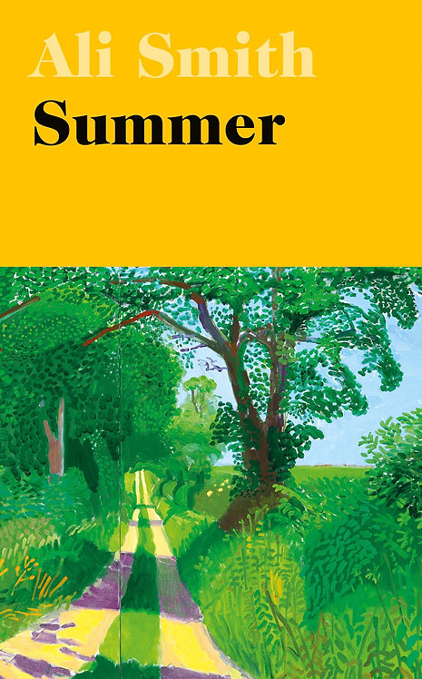 Summer  - SIGNED FIRST EDITION