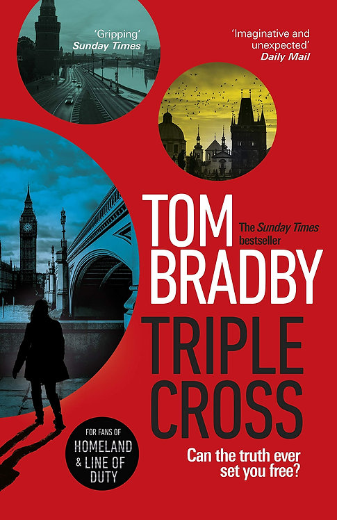 Triple Cross with SIGNED bookplates!