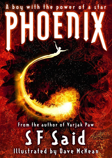 Phoenix - with signed postcard!