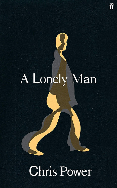 A Lonely Man - with SIGNED bookplate!