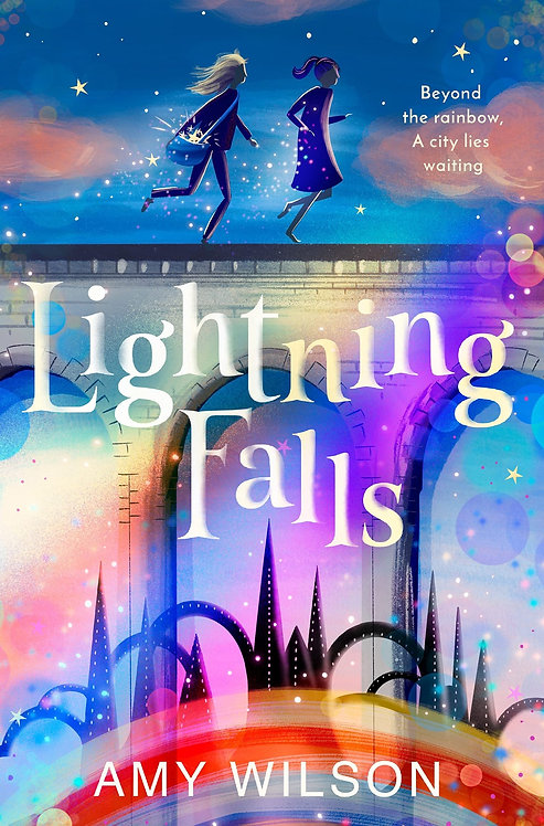 Lightning Falls - with SIGNED bookplate!