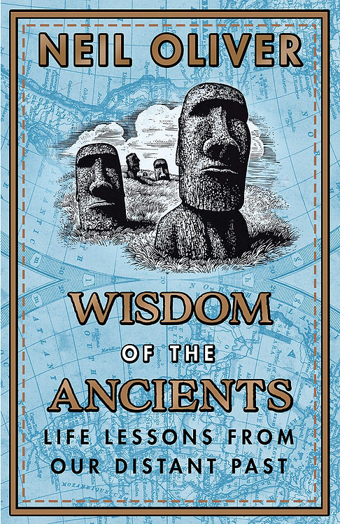 Wisdom of the Ancients - with SIGNED bookplate!