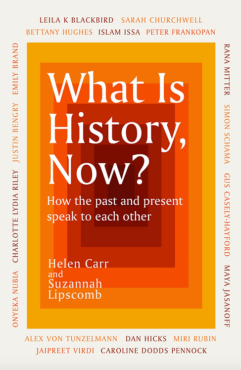 What Is History, Now? with SIGNED bookplate!