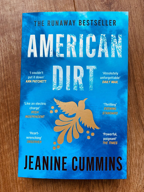 American Dirt: Special edition with printed edges