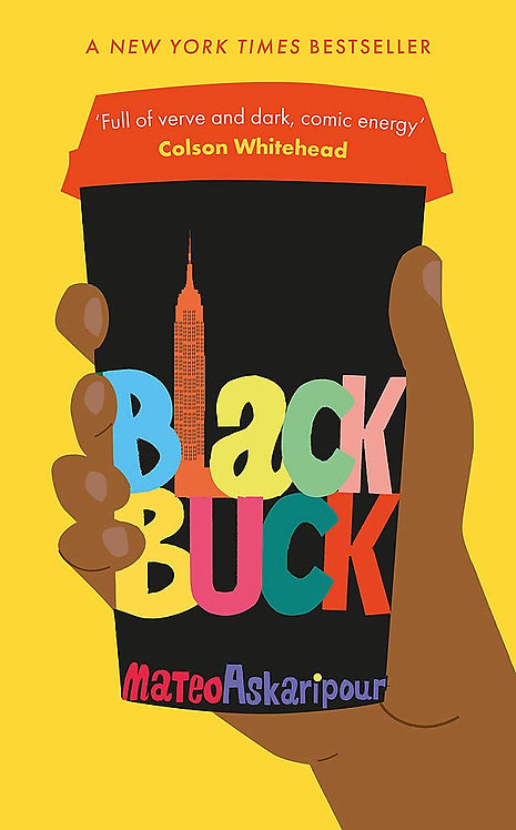 Black Buck - SIGNED 1st editions!