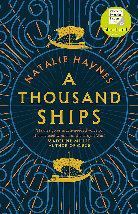 A Thousand Ships - SIGNED bookplate edition!