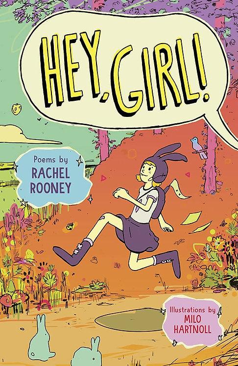 Hey, Girl! Poems